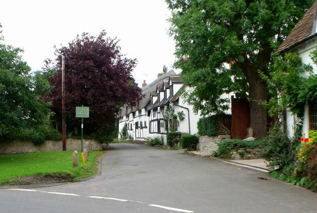 Tavern Lane, Shottery