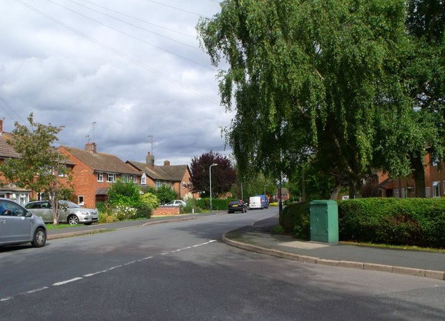 South Green Drive, Shottery