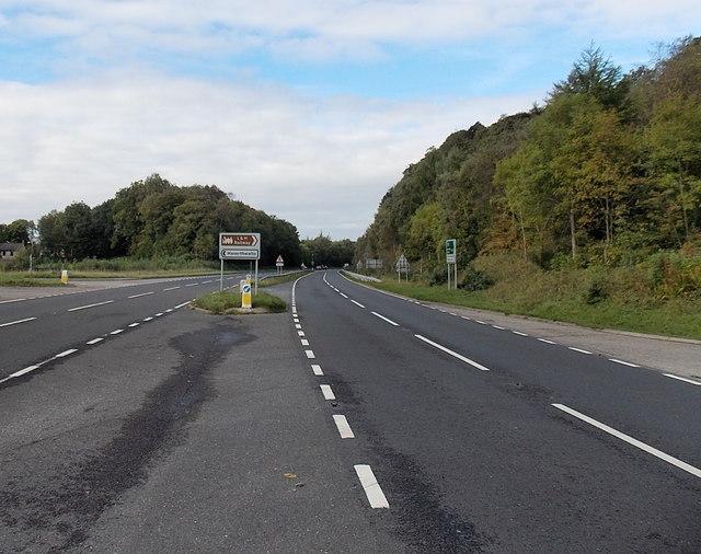A590 through Haverthwaite