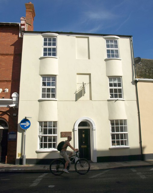 """Keats House"", Teignmouth"