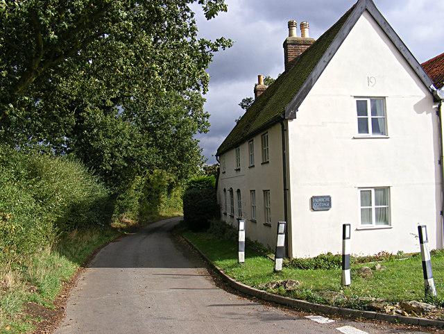 Pigeon's Lane & Primrose Cottage