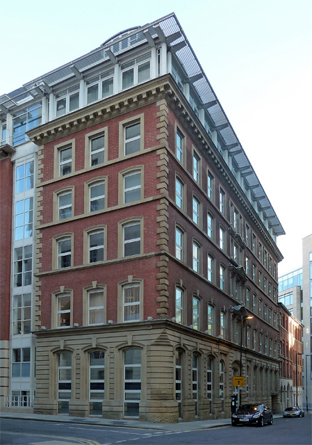 Chancery Chambers, Brown Street, Manchester