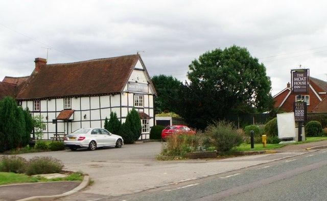 The Moat House Inn, Kings Coughton