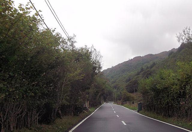 A498 road