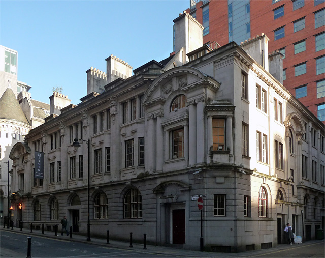 2-6 Norfolk Street, Manchester