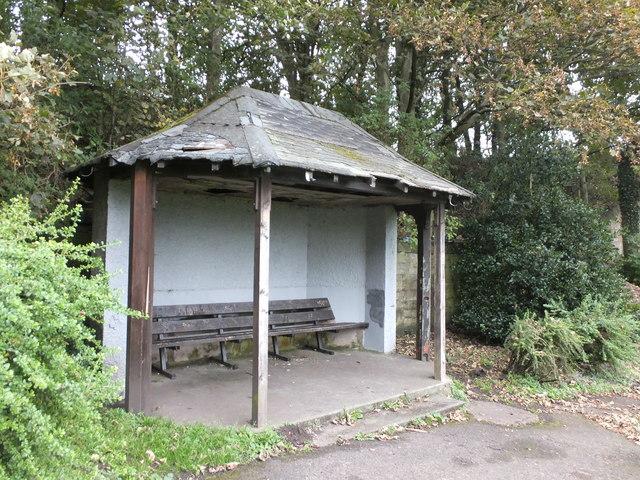 Aged shelter, Coronation Park