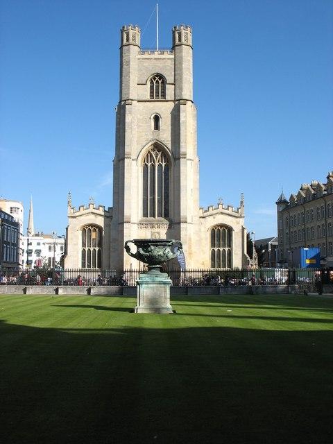 Great St Mary's church