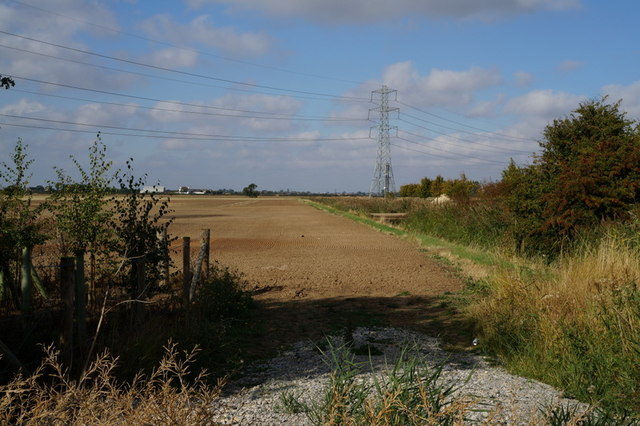 The flat landscape of South Holderness