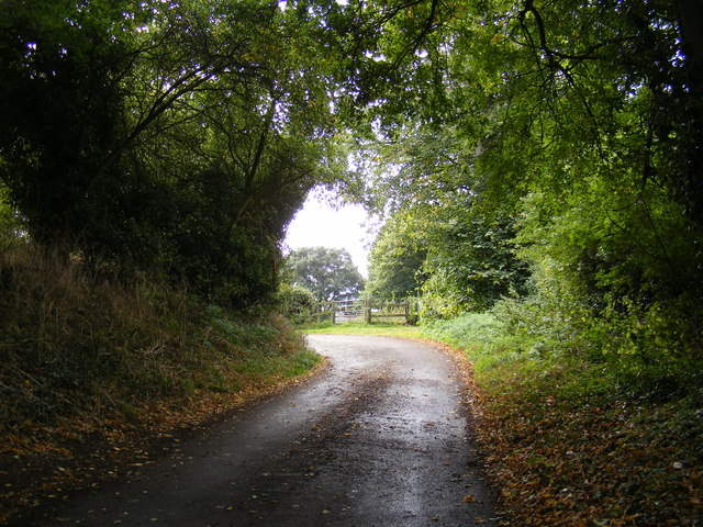 Church Lane, Washbrook