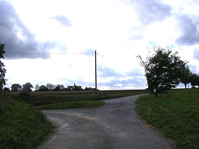 Church Lane, Washbrook