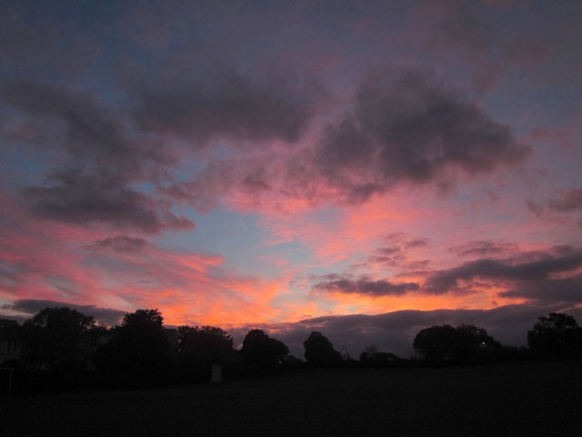 Sunset, Torre