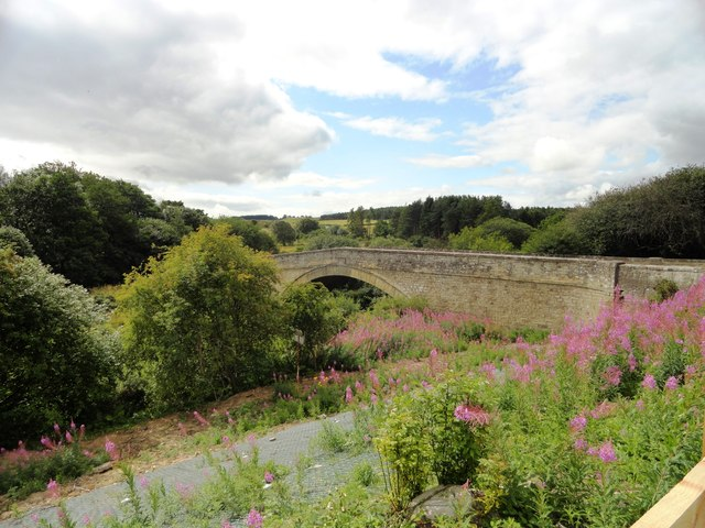 Derwent Bridge from the north