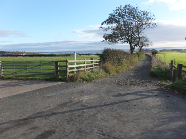 Track to Buston Links