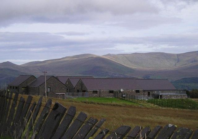 Water Treatment Works, Mynydd Llandegai