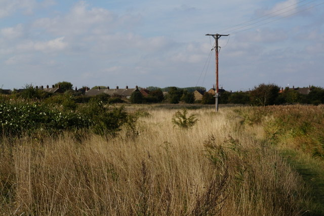Spare land near Greatfield Estate, Hull