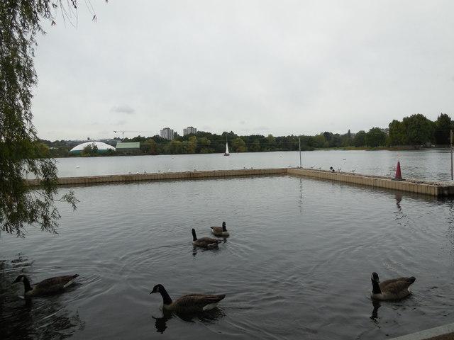 Wimbledon Park Lake