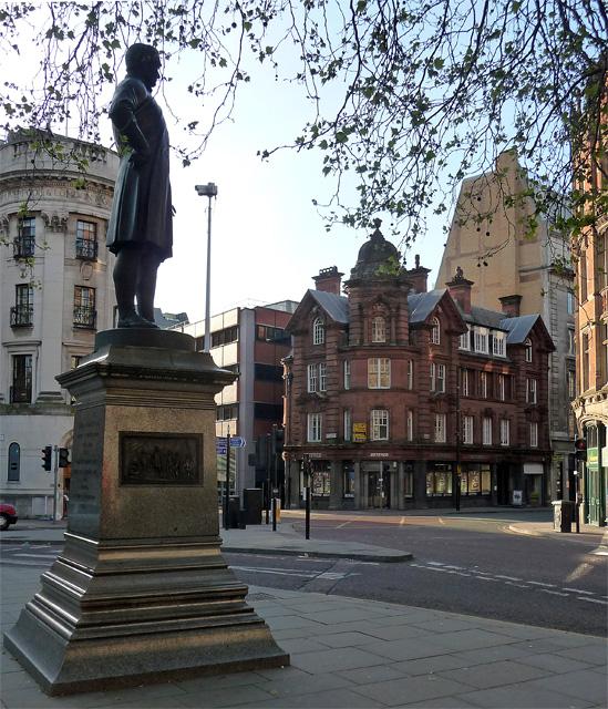 86 Cross Street, Manchester