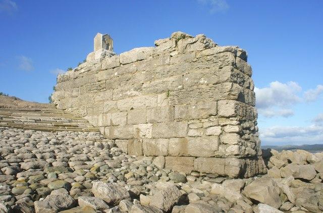 Stone Pier and Revetment