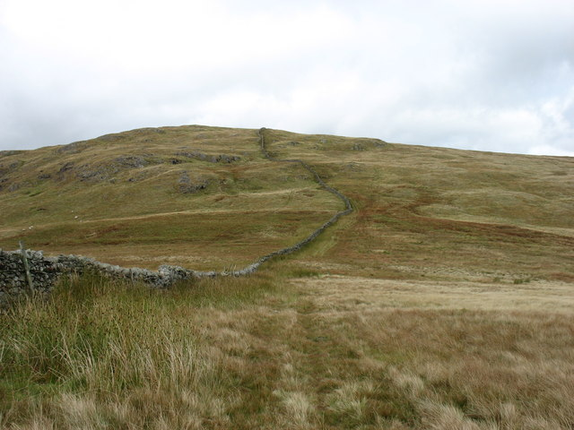 The route to Great Yarlside