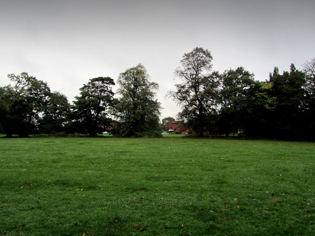 Open Ground North of Outwood Lane
