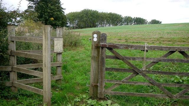 Permissive Path to 'Oaks'
