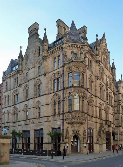 2-4 Mount Street, Manchester