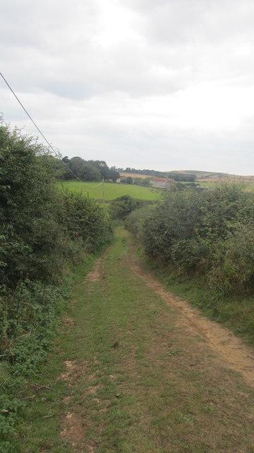 Footpath to Billingham Manor
