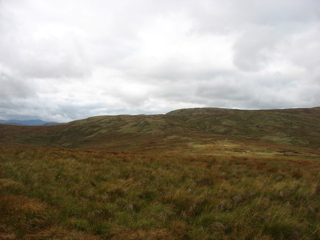 Sleddale Fell from Lord's Seat