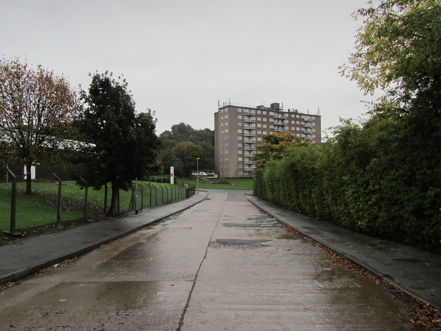 Clayton Wood Road, West Park