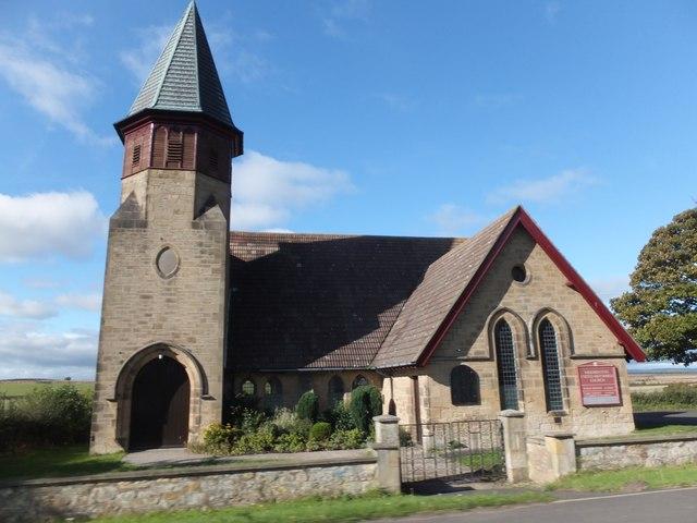 Widdrington United Reformed Church
