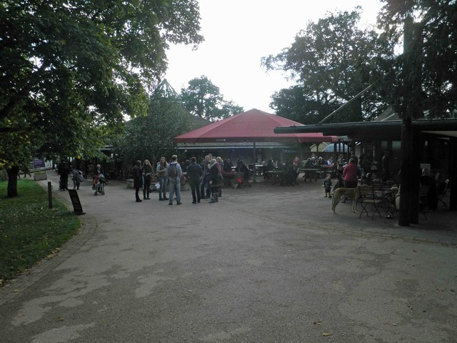Westonbirt arboretum café