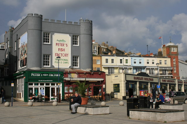 Harbour Parade, Ramsgate
