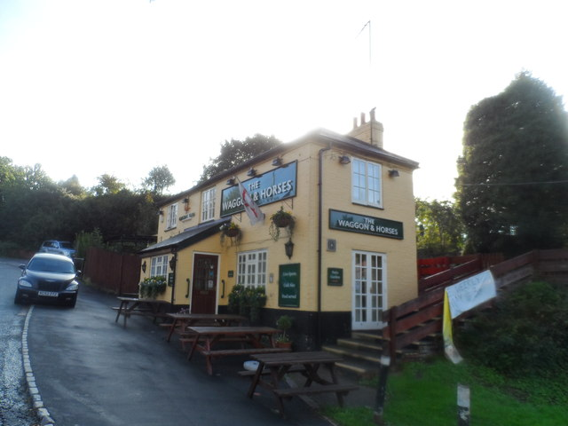 The Waggon and Horses, Chalfont St Peter