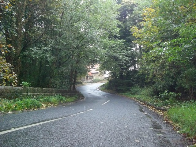 Pilley Bridge on Hermit Hill Lane