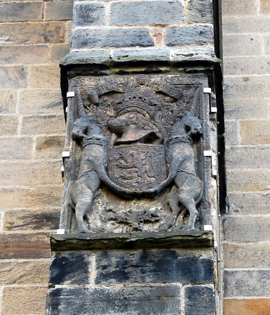 King's College Chapel heraldry XII