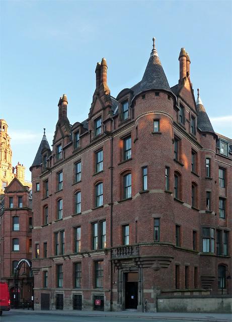 74 Princess Street, Manchester