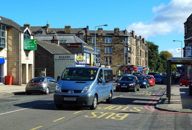 St John's Road, Corstorphine