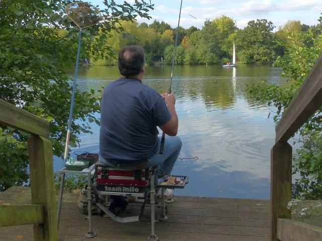 Recreation at South Norwood Lake