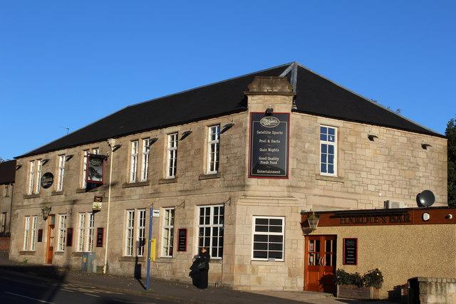 The Cornhill Inn, High Street, Bonnybridge