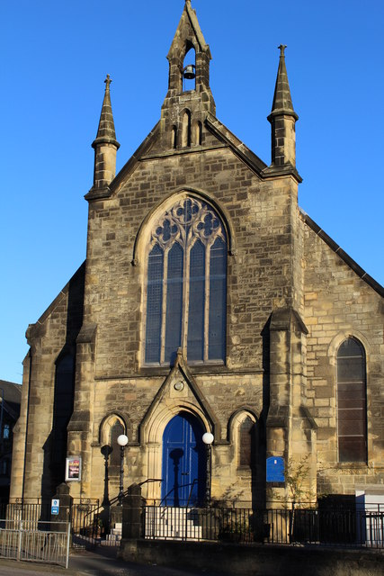 Bonnybridge St Helen's Parish Church