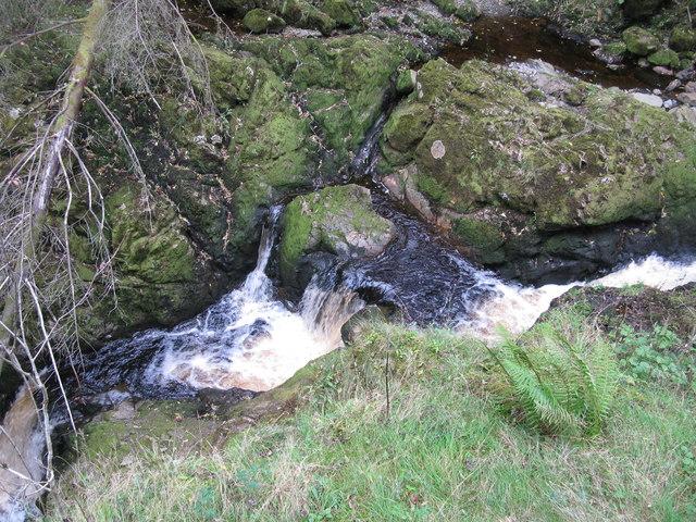 Stinchar Falls (Lower Section)