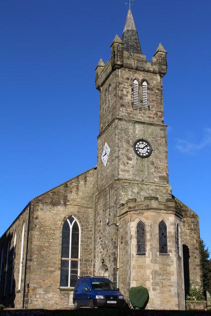 Denny Old Parish Church