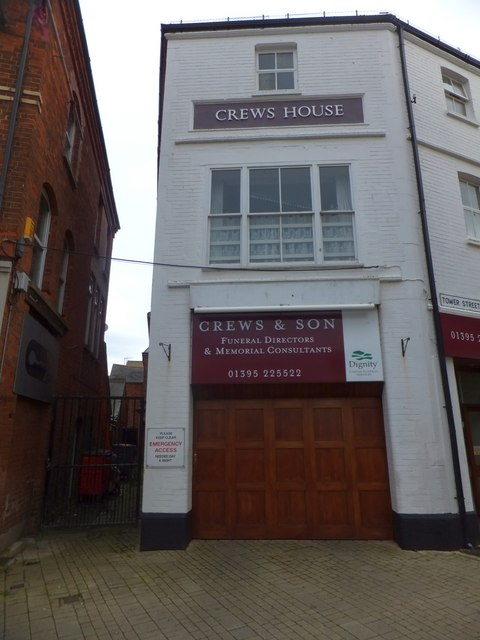 Funeral Directors, Exmouth