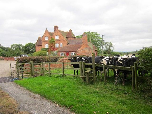 Lea Newbold Farm