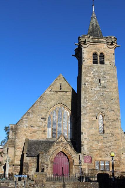 Dunipace Parish Church