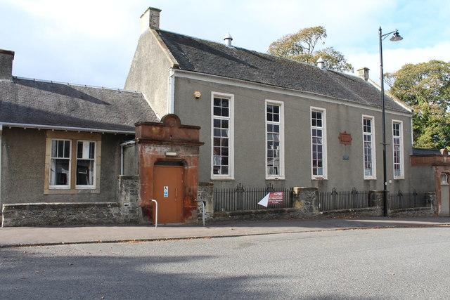Montgomerie Hall, Dundonald