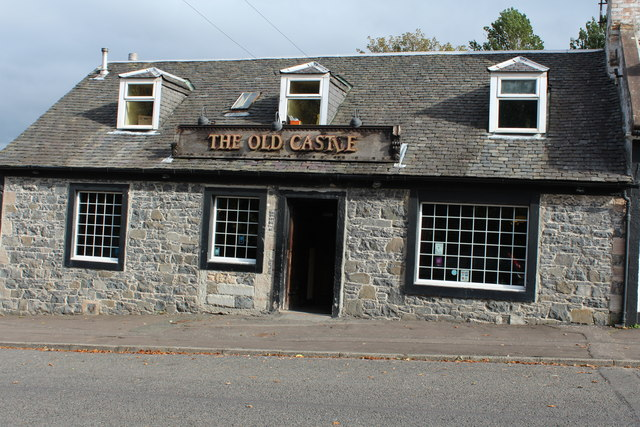 The Old Castle, Dundonald