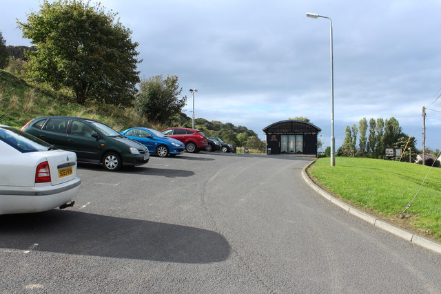 Car Park for Dundonald Castle