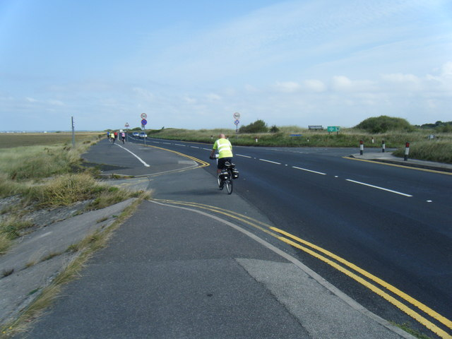 Marine Drive at Hesketh Road