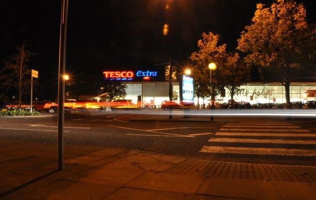 Exeter : Tesco Extra